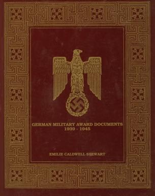 German military award documents 1939 1945