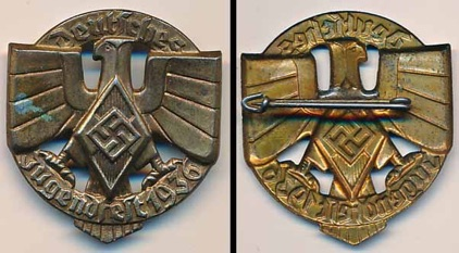WW2 German Medals, Pins and Tinnies 6