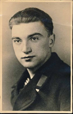Original WW2 German Kriegsmarine Sailor Portrait Photo