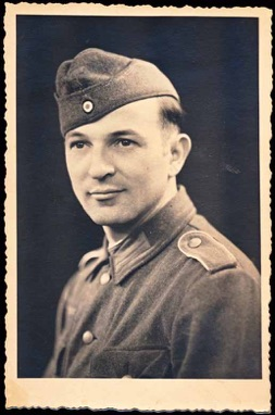 Original WW2 German Photo Army Soldier