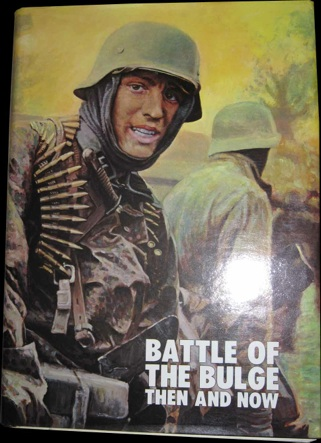 Battle of the Bulge - Then and Now.  Jean-Paul Pallud.  After the Battle Magazine, 1986